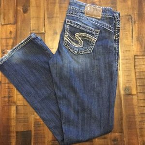 Silver Jeans Tuesday 28x31